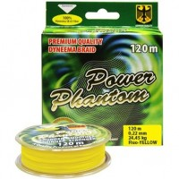Power Phantom 4x 120м Fluo-Yellow