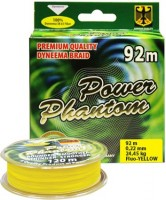 Power Phantom 4x 92m Fluo-Yellow